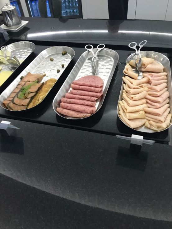 variety of meats