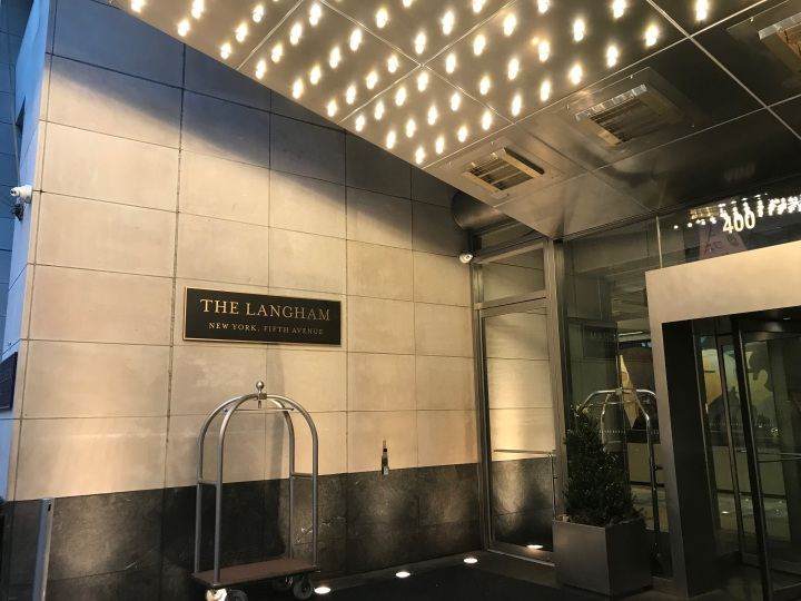 Review: The Langham, New YorkCity