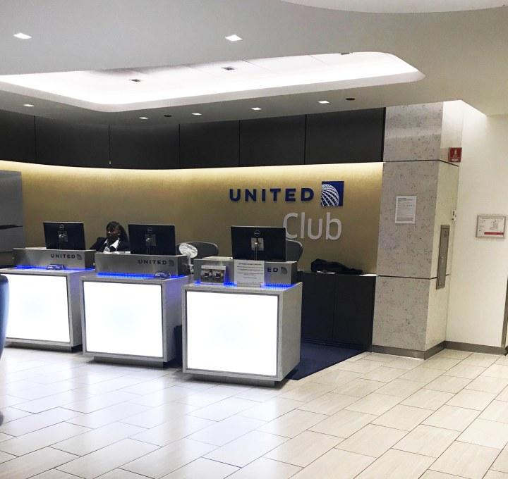 Review: United Club Chicago O'Hare International Airport- Terminal 1 GateB18
