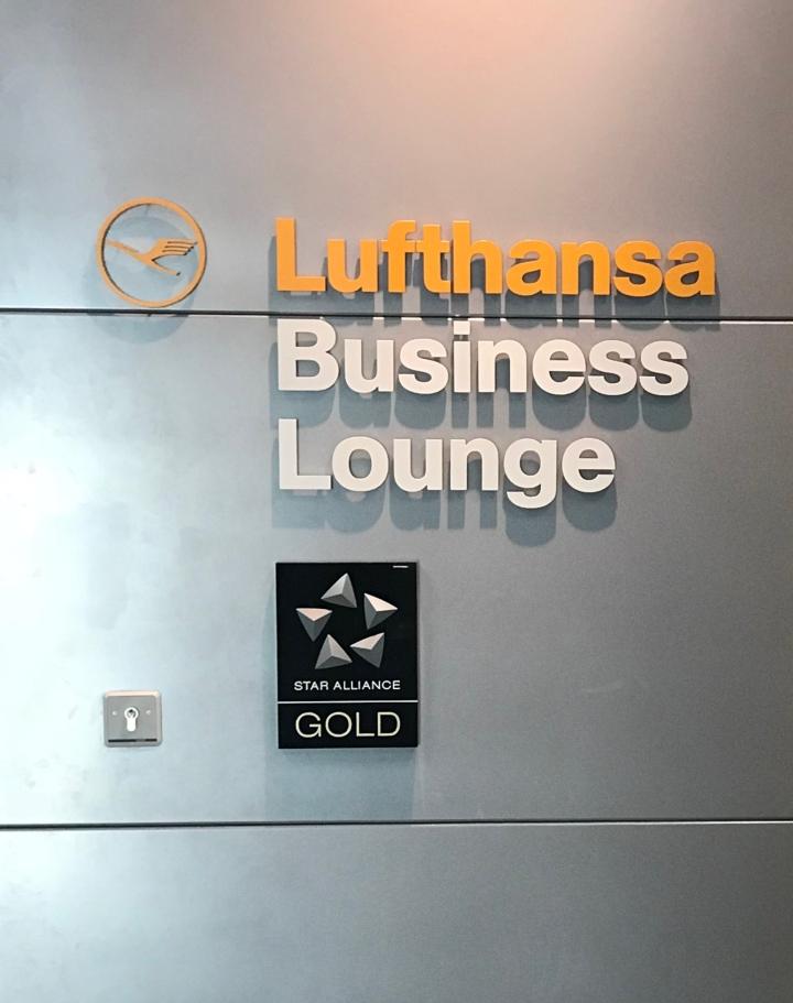 Review: Lufthansa Business Class Lounge Frankfurt InternationalAirport