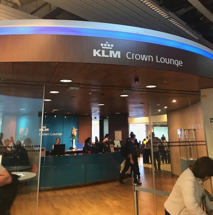 Review: KLM Crown Lounge Amsterdam Schiphol InternationalAirport