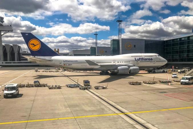 LufthansaBoeing747
