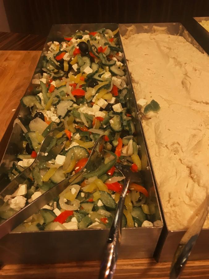 Salad&Hummus