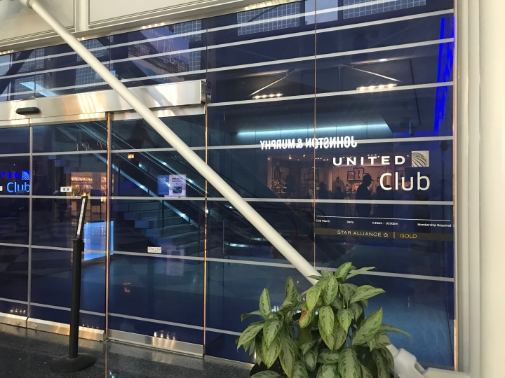 Review: United Club Chicago O'Hare International AirportB5