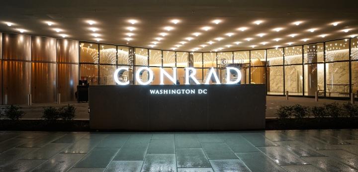 Review: Conrad WashingtonDC